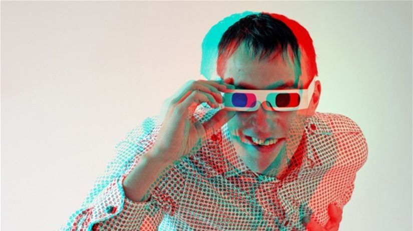 3D efekt, tretí rozmer, 3D fotka