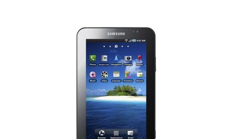 Samsung Galaxy Tab, tablet