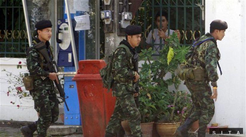 barmskí vojaci