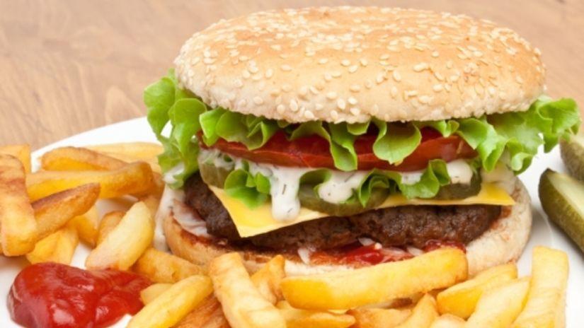 Čo bolo, keď neboli hamburgery?