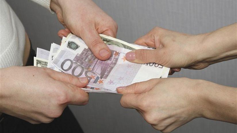 dedičstvo, dedenie, peniaze, úver, dlh, dlžník