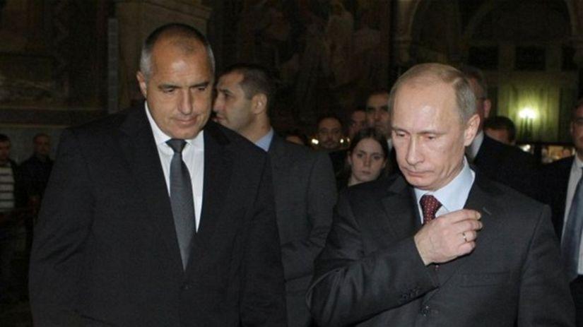 Putin, Bojko Borisov, relikvie, Ján Krstiteľ