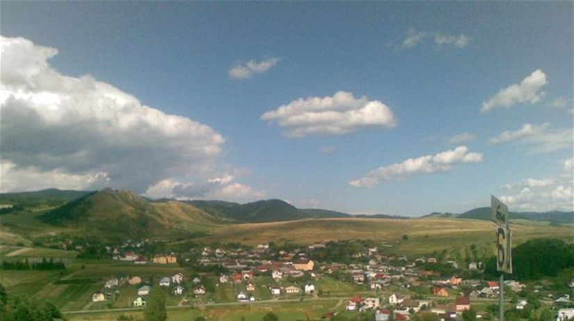 Dedina, vidiek, príroda