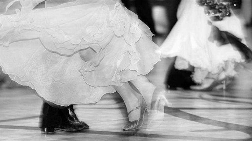 tanec, stužková, ples