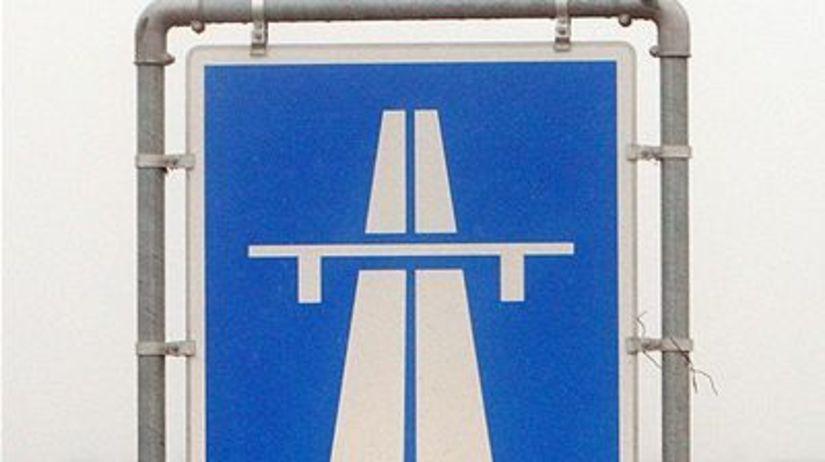 Diaľnica, značka