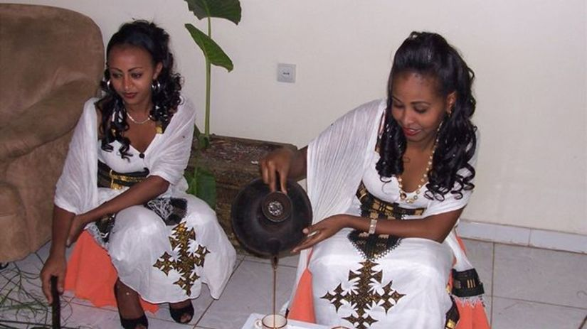 Káva, Etiópia