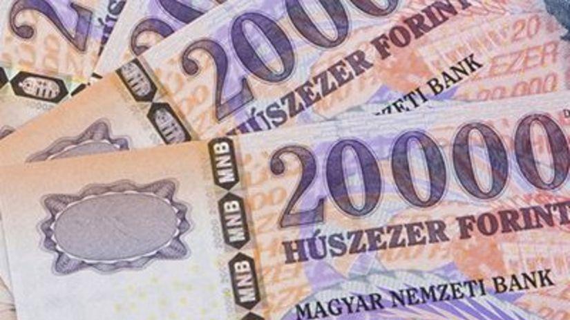 Forint, mena, Maďarsko