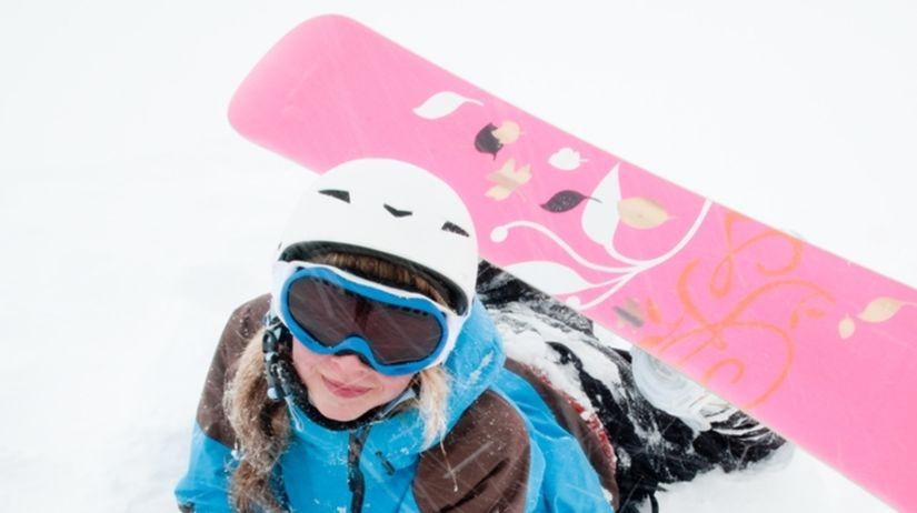 Snowboarding je pre každého. Nemusíte byť...