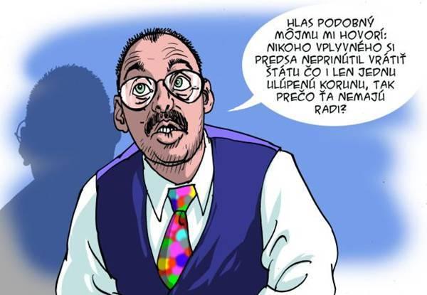 Karikatúra 09.12.2010