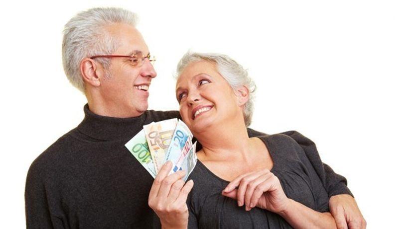 dôchodok, sporenie, penzia, dôchodky, peniaze