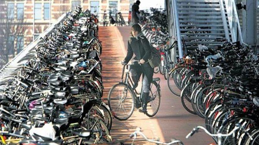 cyklotrasy, Holandsko