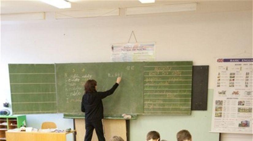 angličtina, škola, žiaci, učenie, trieda,...