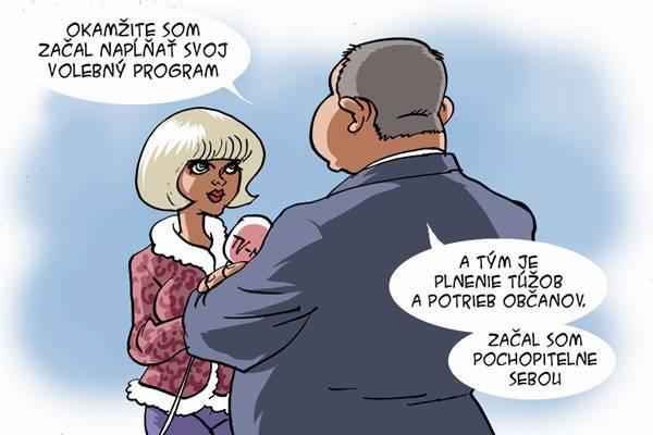 Karikatúra 22.12.2010