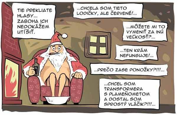 Karikatúra 27.12.2010