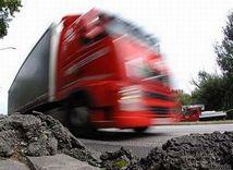 kamión, diaľnica, doprava