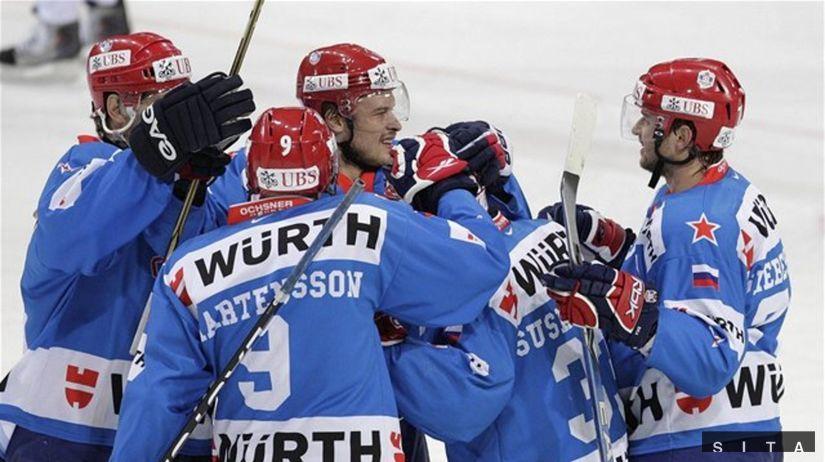 hokej Petrohrad