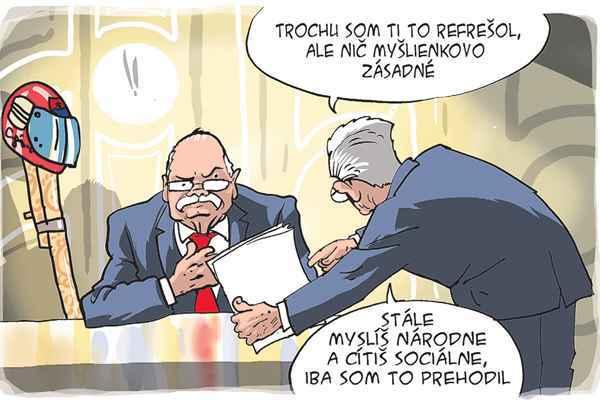 Karikatúra 03.01.2011