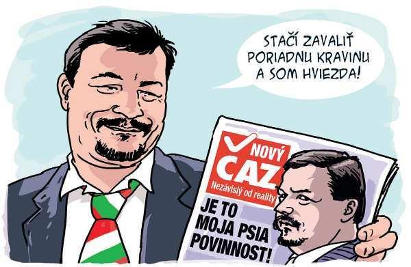 Karikatúra 05.01.2011
