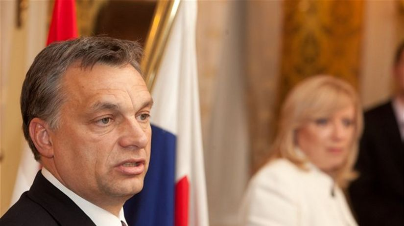 Orbán, Radičová