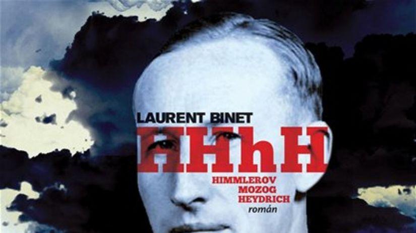 Laurent Binet: HHhH. Himmlerov mozog Heydrich.