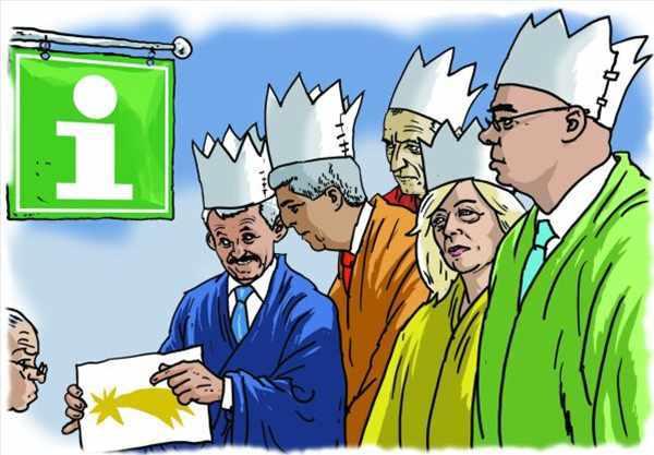 Karikatúra 07.01.2011