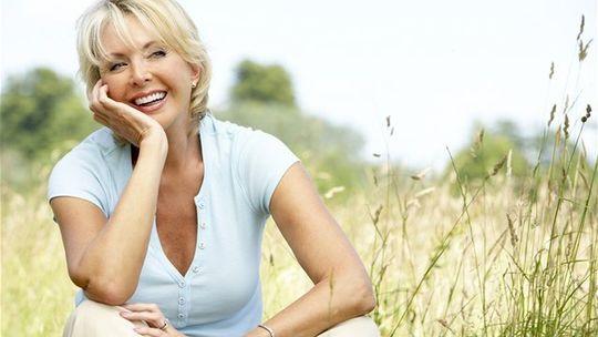 menopauza - návaly tepla - žena v prechode