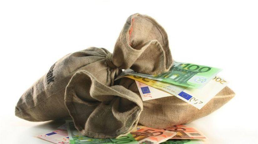 peniaze, euro, bankovky, eurá, úver, hotovosť,...