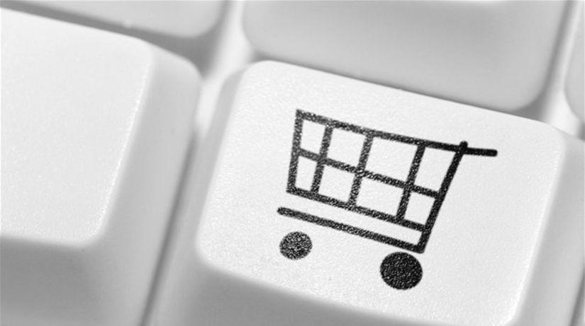 online nakupovani, nákupný košík, internetový...