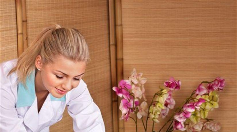 masáž - uvoľnenie - relaxácia