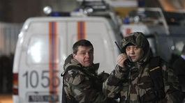 útok Domodedovo