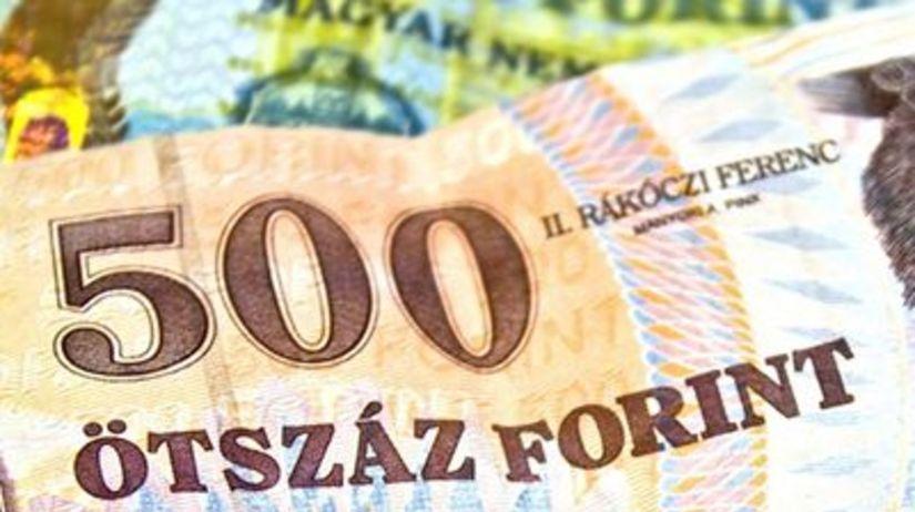 forint, Maďarsko
