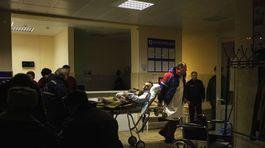 Moskva, letisko, výbuch, Domodedovo