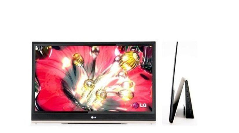LG OLED televízor, AMOLED panel, TV