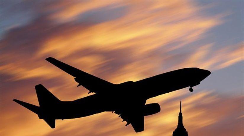 lietadlo, dovolenka, let, cestovanie,...