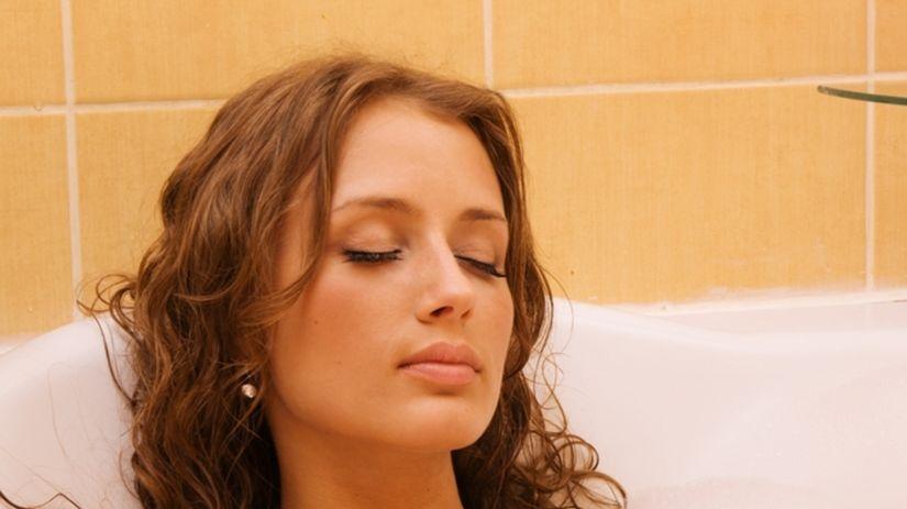 Kúpeľom potešíte dušu, telo by ste mali chrániť