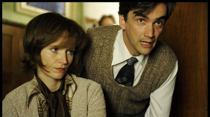 Anna Geislerová a Martin Myšička stvárňujú...