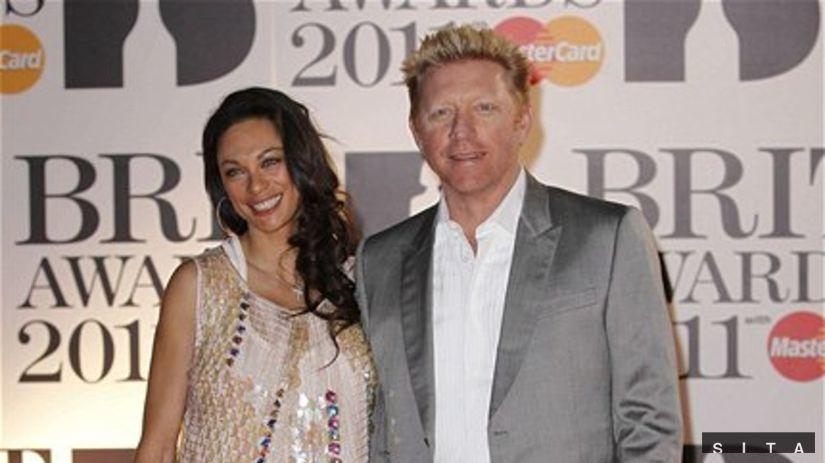Boris Becker a Lilly Becker