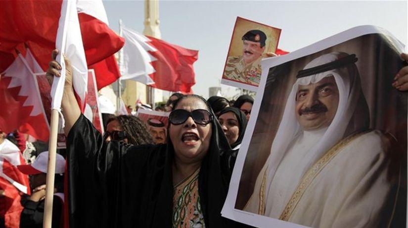 Bahrajn, protesty, demonštrácie