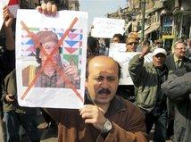 Líbya, protesty, demonštrácie, Kaddáfi