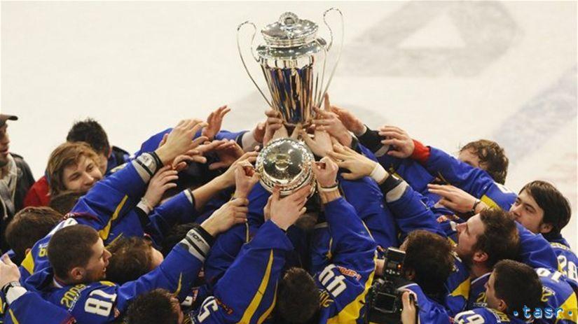 hokej Piešťany trofej