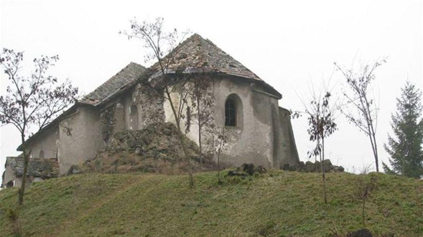 Kostol, Zacharovce