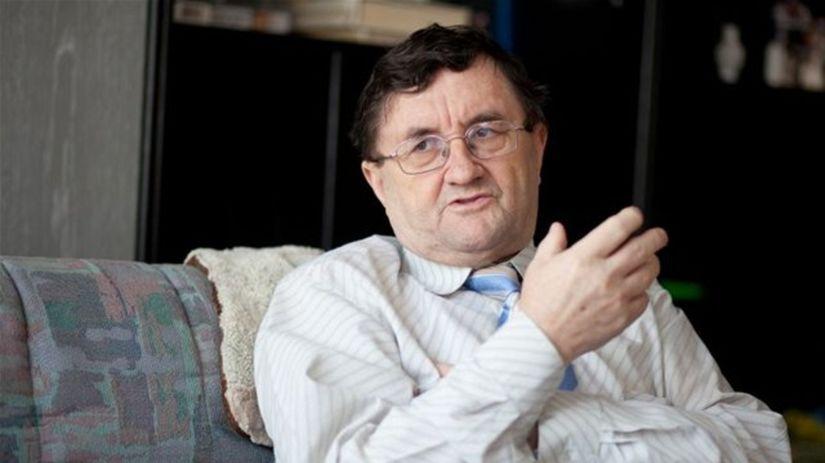 Milan Olexa, sekčný šéf Štatistického úradu