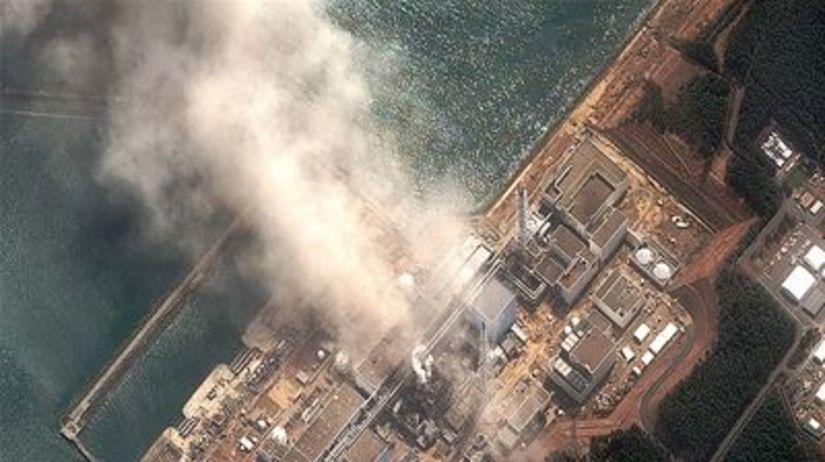 Fukušima, Japonsko, satelit