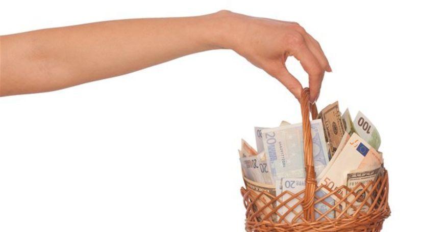 peniaze, dane, úroky, sporenie, hypotéka, vklad