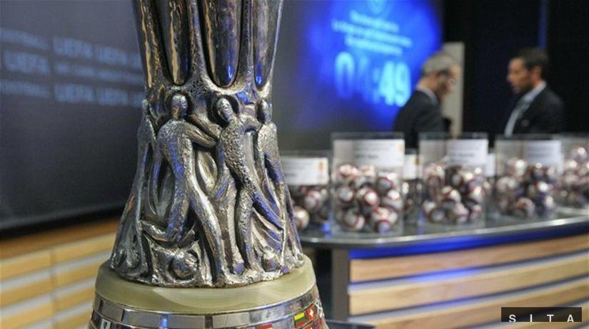 Európska liga, pohár, žreb