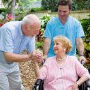 Parkinsonova choroba, pacient, lekár, manželia, dôchodok