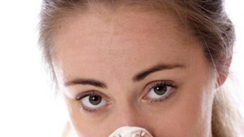 Ako zatočiť s alergickou nádchou