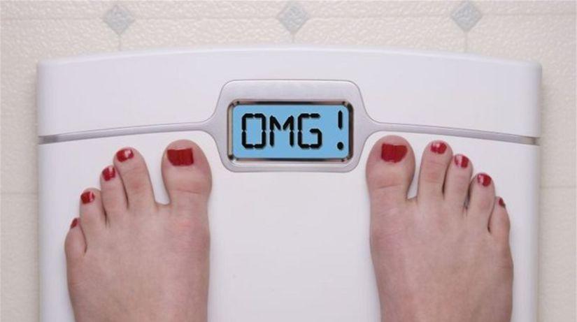 váha, nohy, kilá, obezita, OMG