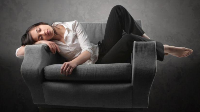 Odborníci tvrdia, že lenivosť je chorobná...