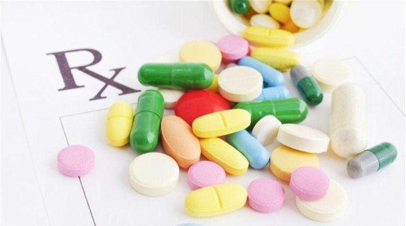 Antibiotiká - lieky - užívanie liekov